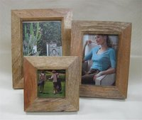 Custom Wooden Photo Frame