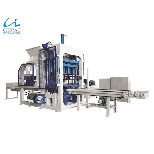 High Density Ash Brick Making Machine