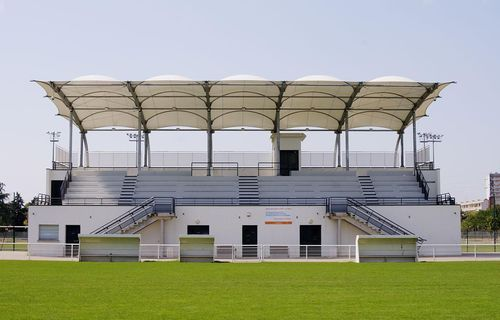 Pavilions Tensile Roofing