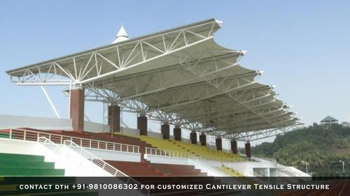 Stadium Roofing Tensile Structure