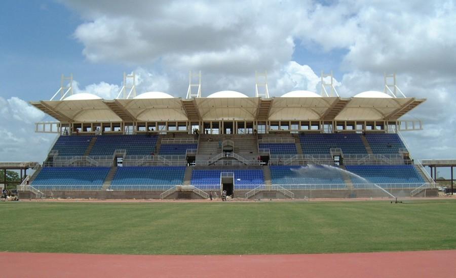 Stadium Covering shades