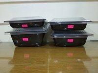 Spt black 650ml (salad & pasta tray)