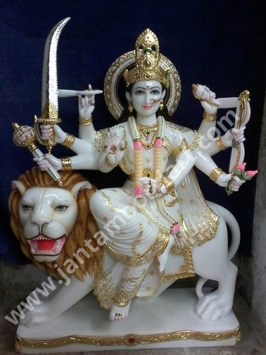 Lord Maa Durga Statue