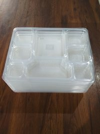 8 compartmental meal trays(8 cp)