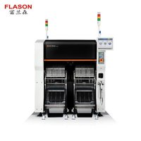 Samsung Pick and Place Machine EXCEN FLEX All-In-One SMT Modular Chip Mounter