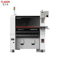 Hanwha Pick and Place Machine DECAN F2 High Speed SMT Modular Chip Mounter