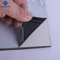 Manufacturering Adhesive PE Plastic Film for ACP