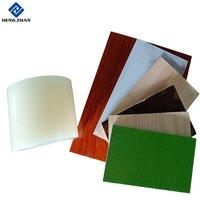 Transparent Color Plastic Film