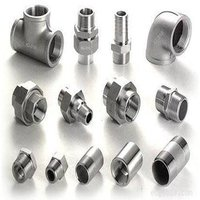 304 Forged Threaded Fittings
