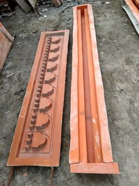 RCC Compound Wall Mould
