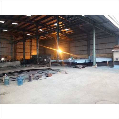 Prefabricated Factory Shed