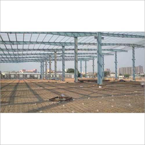 Steel Building Sheds