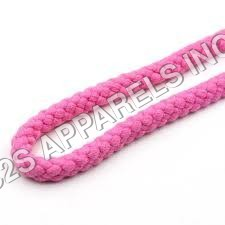 Pink draw cord