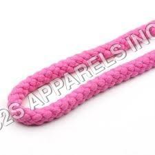Pink draw cord