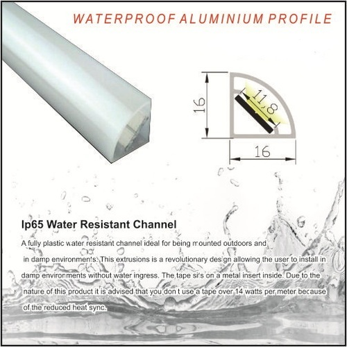 Waterproof Led Profiles