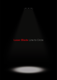 Led Laser Blade Profiles