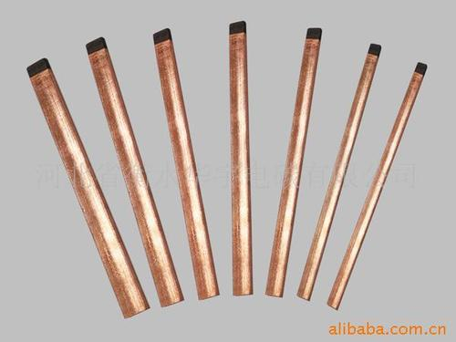 Copper Coated Gouging Carbon Rod
