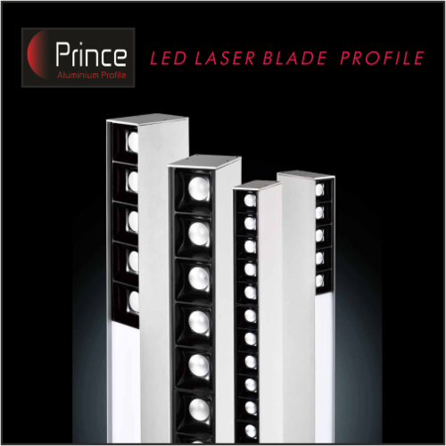 laser Aluminium Profiles