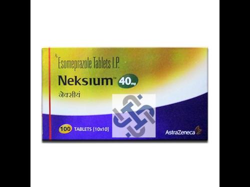 Neksium Esomeprazole 40mg Tablet