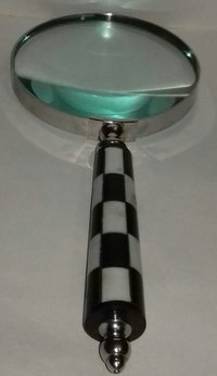 Classic Magnifier Glass with Handle
