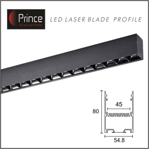 Laser Blade Led Profiles