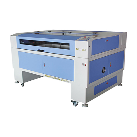 Dual Head Laser Cutting and Engraving Machine