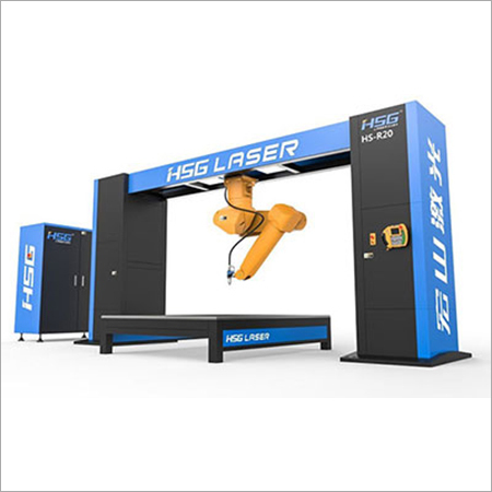 HS-R20 Metal Laser Cutting Machine