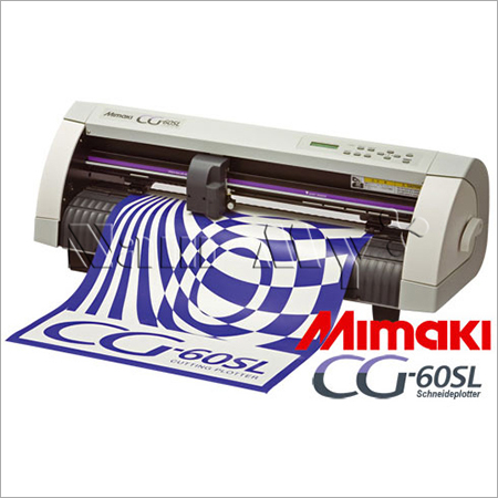 Mimaki Air Cut Decals