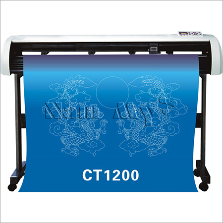 Extra Large Decal Cutting Machine