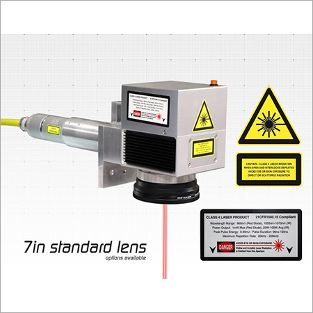 Scan Head Laser Marker