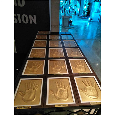 2D Hand Impressions