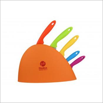 PC Colourful Knife Set