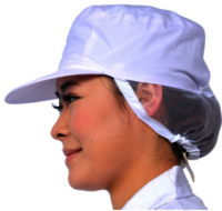 Worker Dust Mask And Hat
