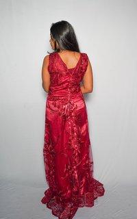 Ladies Party Wear Fancy Gown Dress
