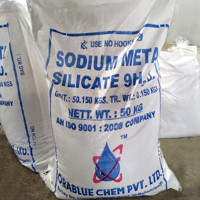 Sodium Metasilicate Nonahydrate