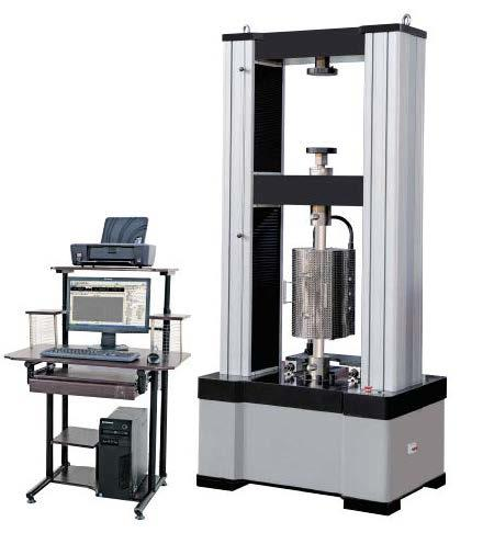 WDW-100E Computer Control Electronic Universal Testing Machine