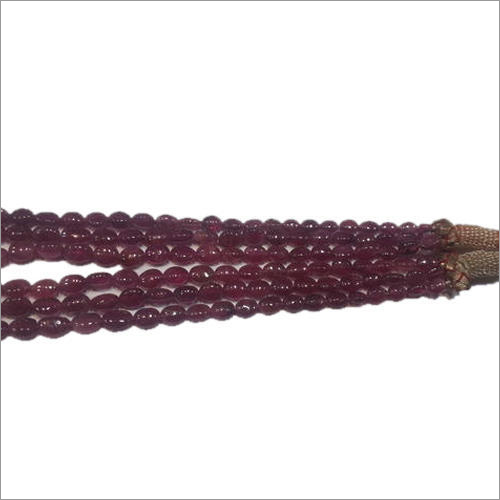Oval Beads