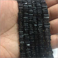Smokey Heishi Square Shaped Beads