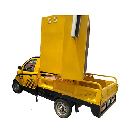Commercial Display Vehicles