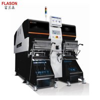 SMT pick and place machine Hanwha EXCEN PRO High Speed SMT Modular Chip Mounter
