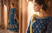 Latest Heavy Designer Anarkali Suits