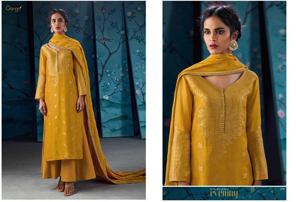 Banarasi Silk Designer Suits