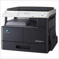 266 MS 73 Konica Minolta Bizhub Photocopy Machine