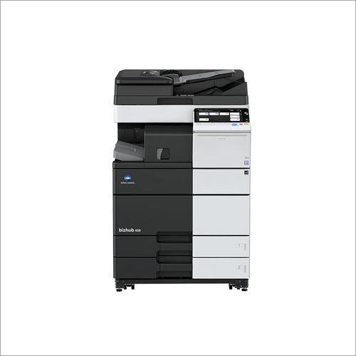 Konica Minolta Xerox Machine