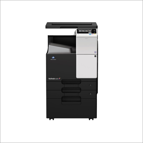 227 Konica Minolta Bizhub Printer