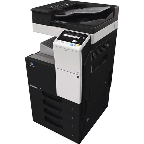 Konica Minolta Bizhub 227 Printer