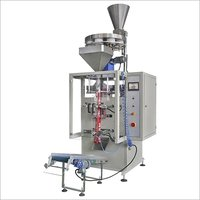 Pneumatic Collar Type VFFS Cup Filler Machine