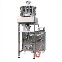 Pneumatic Collar Type VFFS Multihead Wigher Machine