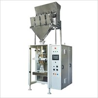 Pneumatic Collar Type VFFS Linear Weighing Machine