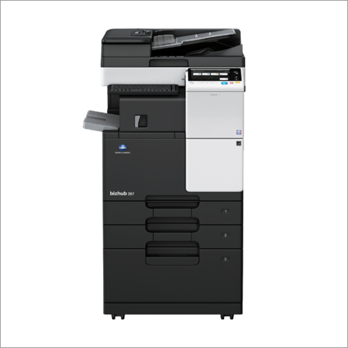 Fully Duplex Multifunction Printer With Hard disk